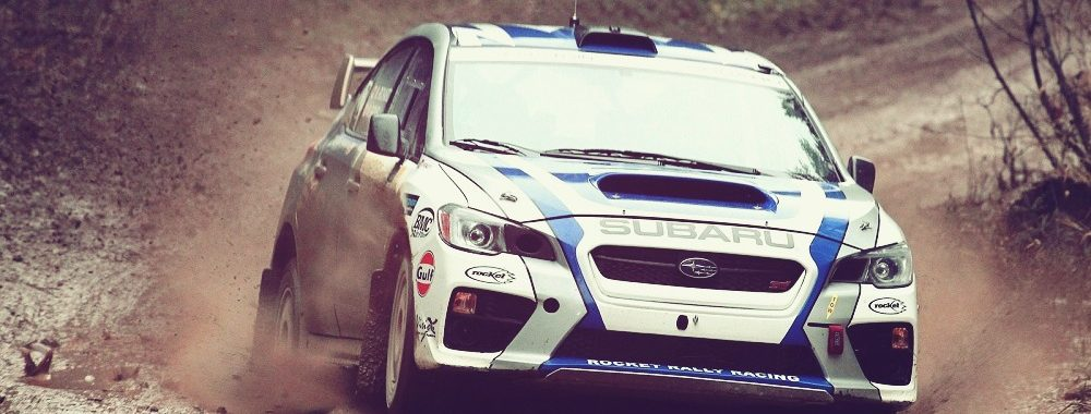 Easy steps to get started in rally racing