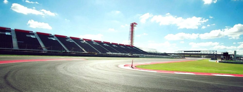 Get to know the spectacular car race tracks